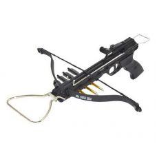Арбалет Man Kung MK-80A3, пистолетный, черный